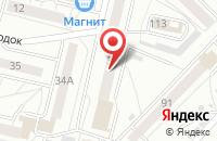 Схема проезда до компании Собкор в Омске
