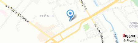S-Техника на карте Омска