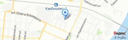 Отцы и Дети на карте Омска