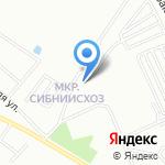 Магазин товаров для дома на карте Омска