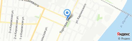 Фристайл на карте Омска
