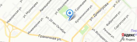 Профит на карте Омска