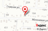 Схема проезда до компании Верба-Омск в Омске