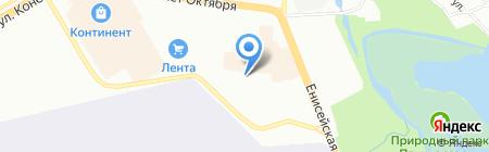 Домашняя кухня у Мурата на карте Омска