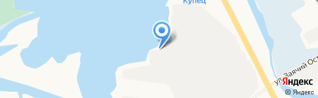 Магия мебели на карте Сургута