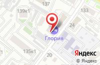 Схема проезда до компании Успех в Омске