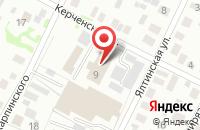 Схема проезда до компании Эко-Полиэдр в Омске