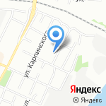 Производственная компания на карте Омска