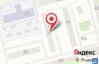Схема проезда до компании Кипэнерго в Сургуте