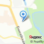Автосвет на карте Омска