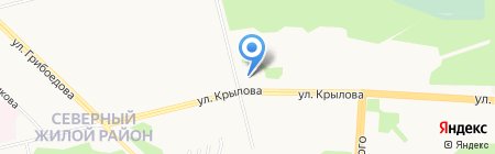 Фармаком на карте Сургута