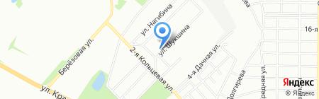 СтройТраст на карте Омска