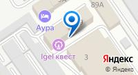 Компания Земля на карте
