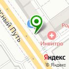 Местоположение компании Ковролин-Сервис