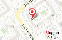 Схема проезда до компании Медиа Навигатор + в Омске