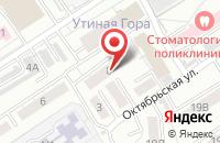 Схема проезда до компании Вэлэри-Тур в Омске