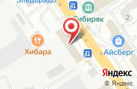 Схема проезда до компании Межрегиональный Центр Охраны Труда Нии Труда в Омске