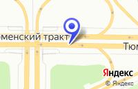Схема проезда до компании СТАНЦИЯ ТЕХНИЧЕСКОГО ОБСЛУЖИВАНИЯ (СТО) ГЛОБУС в Сургуте