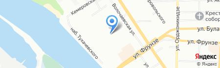 МИАРД на карте Омска