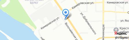 Ваша недвижимость на карте Омска