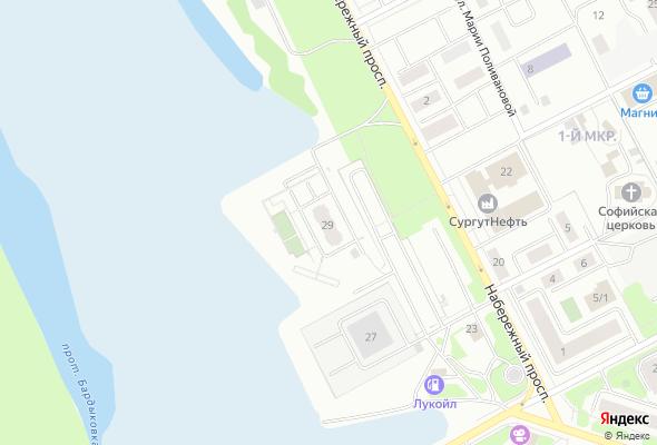 жилой комплекс Кедровый лог