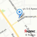 Auto Profi на карте Омска