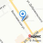 Аксиома Мебель на карте Омска