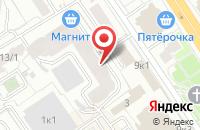 Схема проезда до компании Инженеры бизнеса в Омске