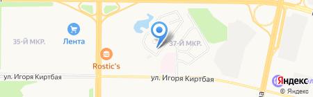 СТ-Авто на карте Сургута