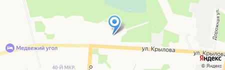Новые ключи на карте Сургута