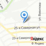 Мебельный рай на карте Омска