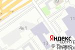 Схема проезда до компании Государственная инспекция труда в Омской области в Омске