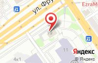 Схема проезда до компании Медиа Навигатор в Омске