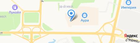 Любимая кухня на карте Сургута