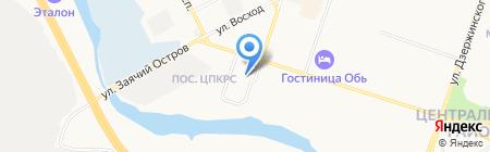 Cezar на карте Сургута