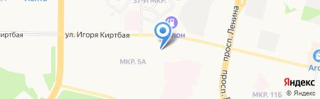VITA на карте Сургута