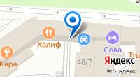 Компания ЭФФЕКТ-принт на карте