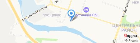 Наша Мебель на карте Сургута
