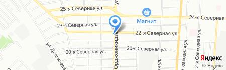 ЭнергоСнабСервис на карте Омска