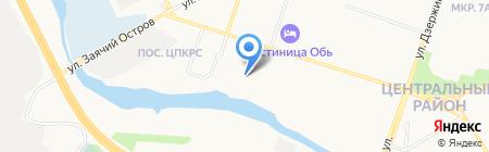 Мясо и Рыба на карте Сургута