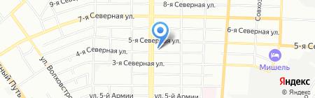 Каменный век на карте Омска