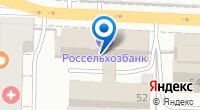 Компания Центр сертификации на карте