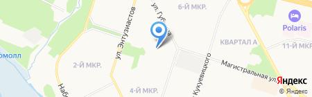 Бизнес консалтинг-ЛабИТ на карте Сургута