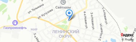 Банкомат Плюс Банк на карте Омска
