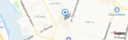 Руслана на карте Сургута