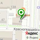 Местоположение компании Забор Сибирь