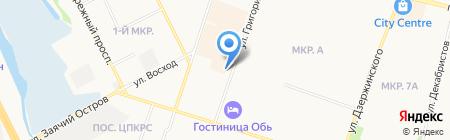 ЕвроСтрой-С на карте Сургута