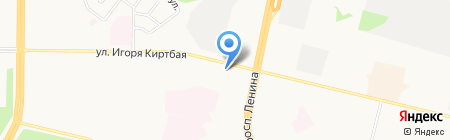 Банкомат Сургутнефтегазбанк на карте Сургута
