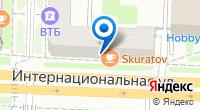 Компания Главгосэкспертиза России на карте