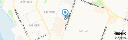 СРО НП Оборонстрой на карте Сургута